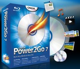 Cyberlink power2go v7 0 1001 multilingual incl key